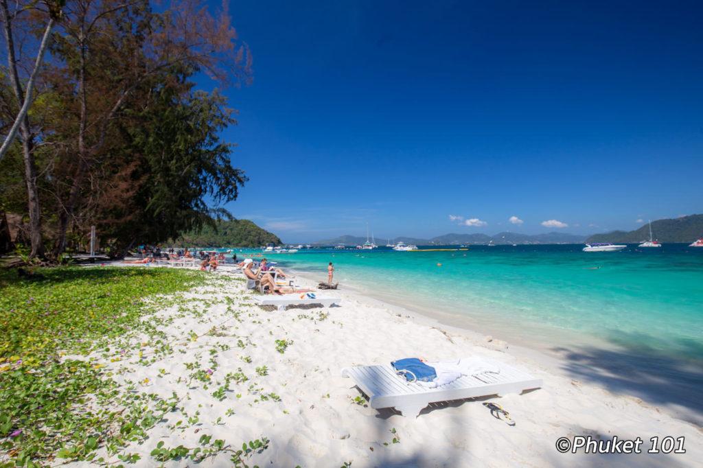 coral island phuket koh hey wie vermeidet man die. Black Bedroom Furniture Sets. Home Design Ideas