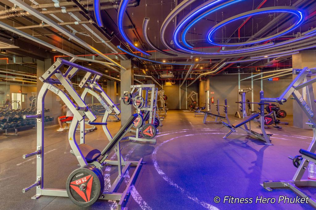 Fitness Hero Phuket