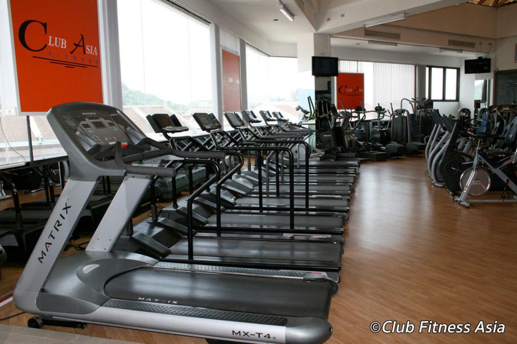 Club Fitness Asia