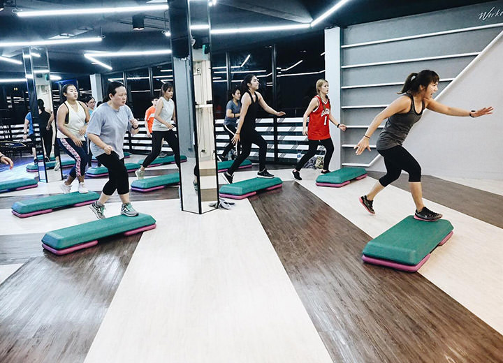 Workout Club Phuket Town
