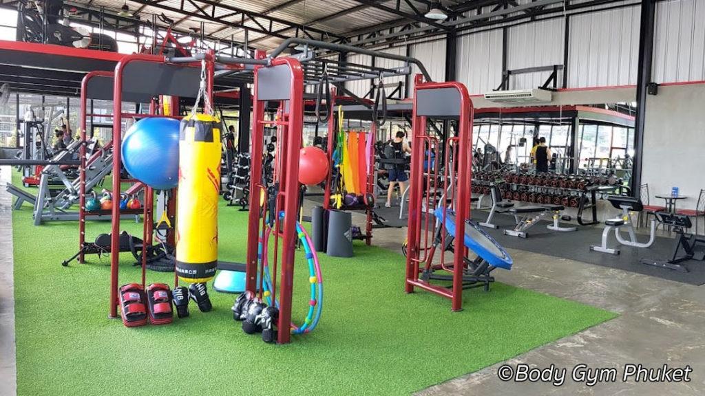 Body Gym Phuket