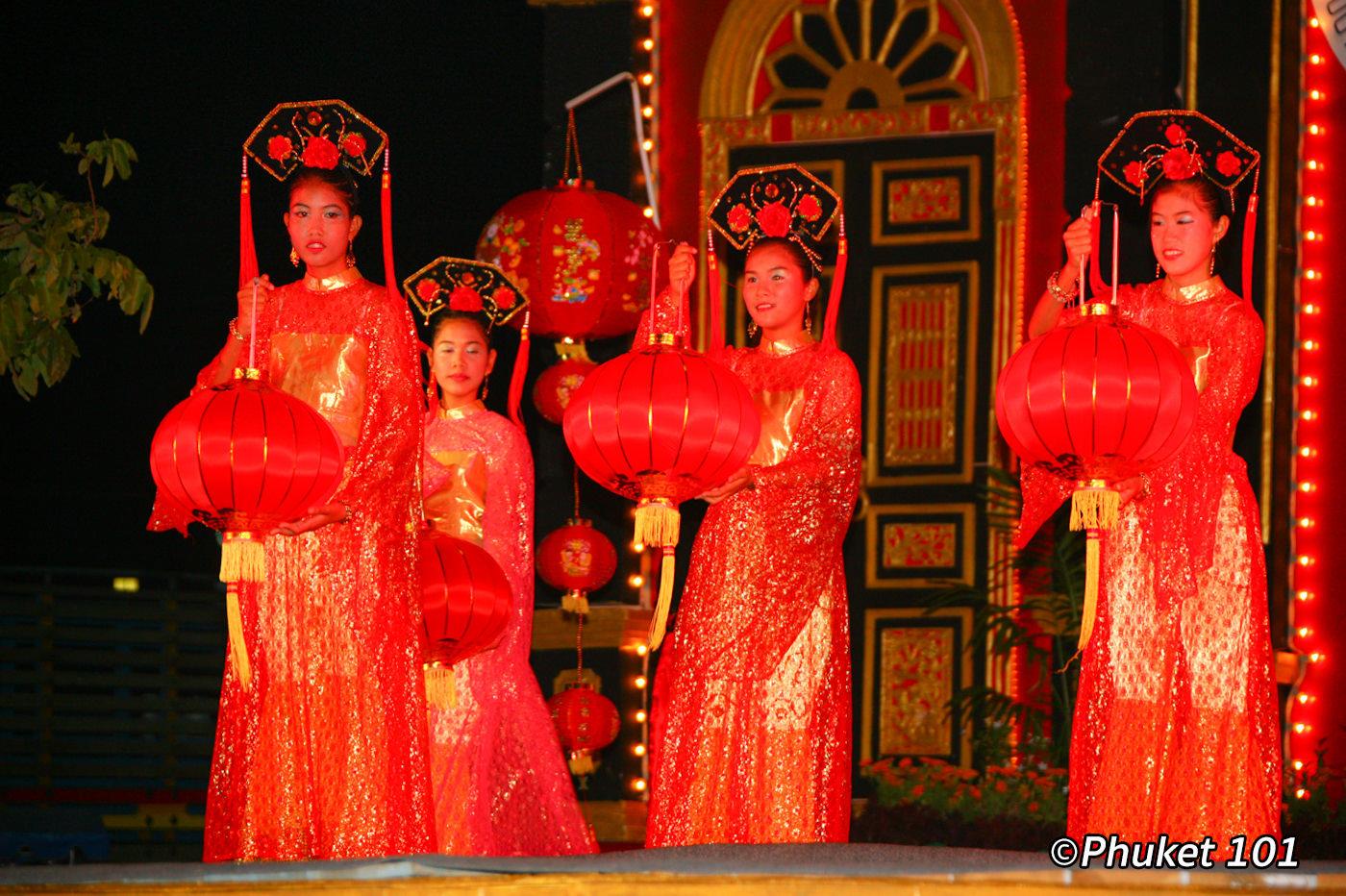Chinese New Year in Phuket