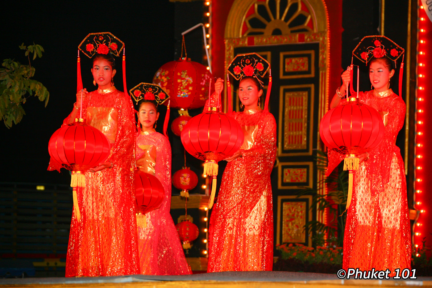 Chinese New Year in Phuket