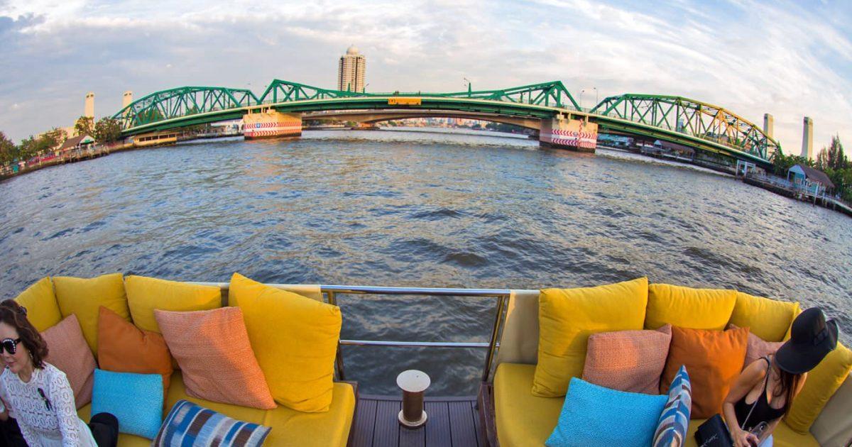 Supanniga Cruise Bangkok