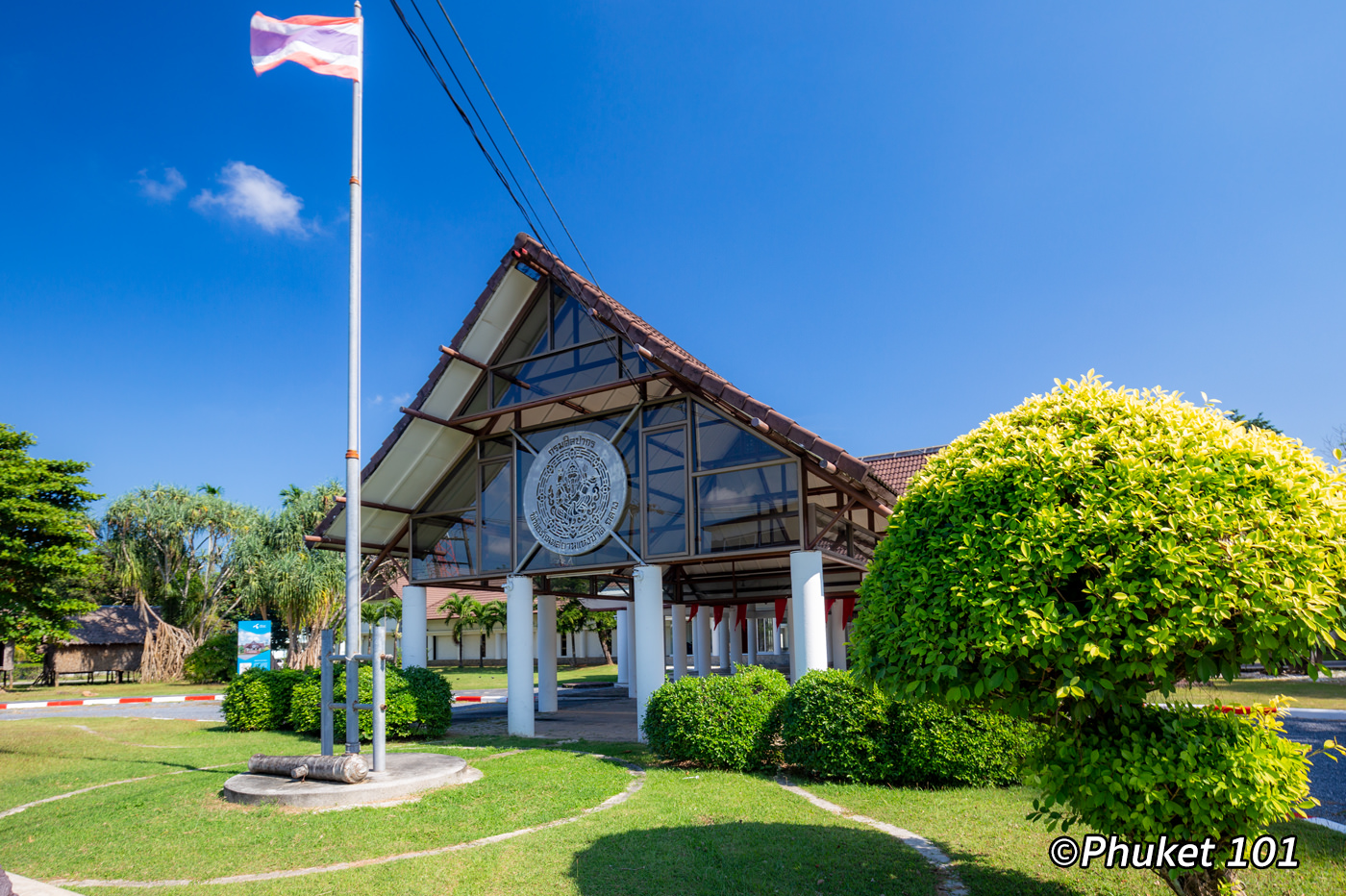 Thalang National Museum in Phuket