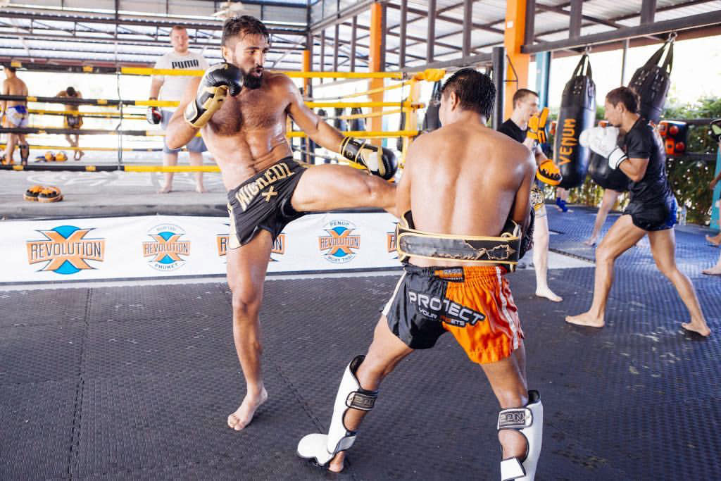Revolution Muay Thai Camp