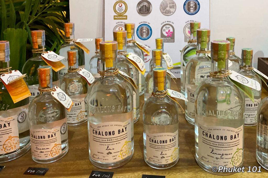 Chalong Bay Rum Distillery - PHUKET 101