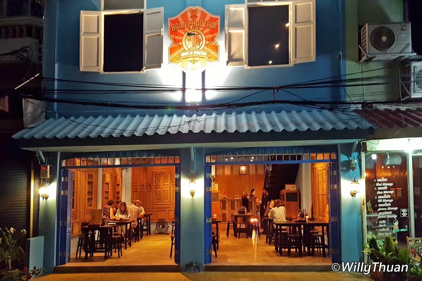 Baan Phadthai Restaurant Bangkok