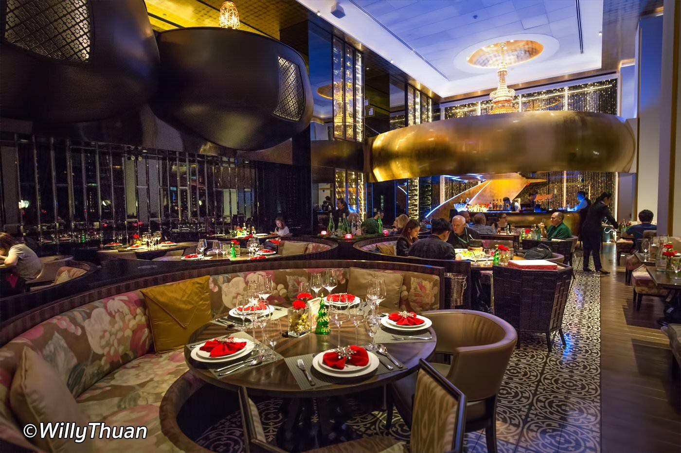Osha Restaurant Bangkok