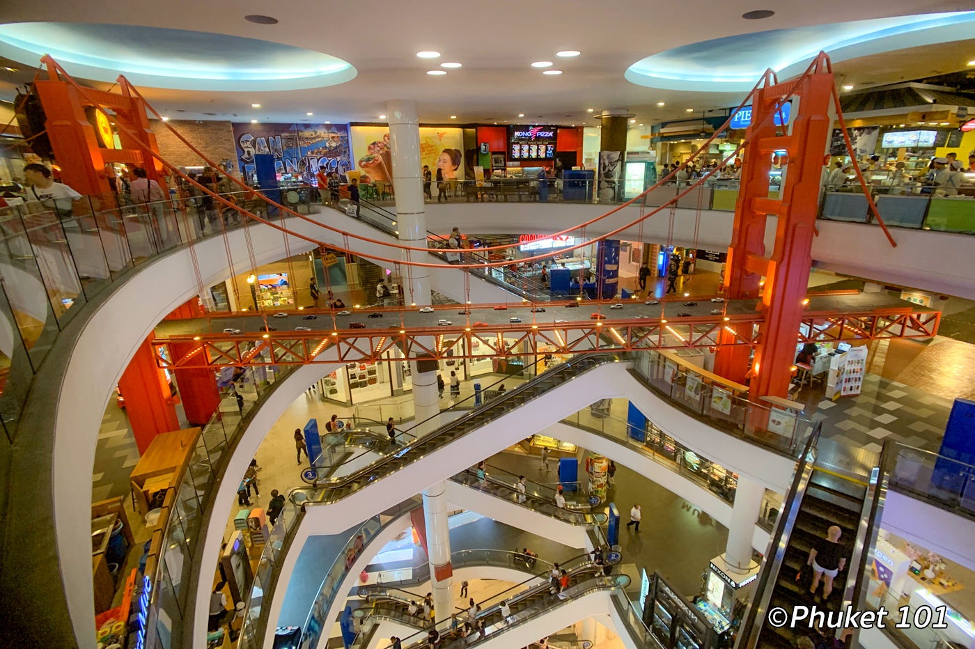 Bangkok Best Shopping Malls