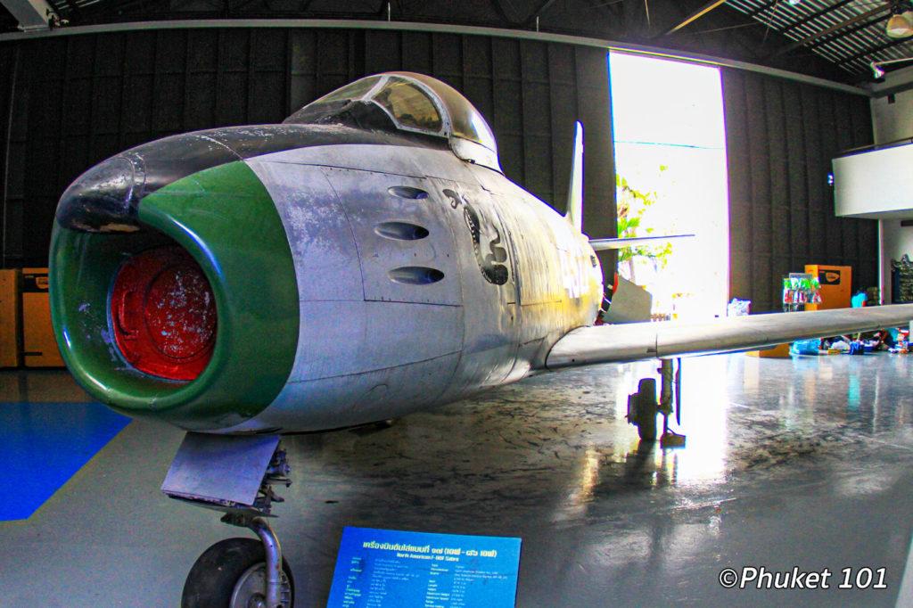 North American F-86L