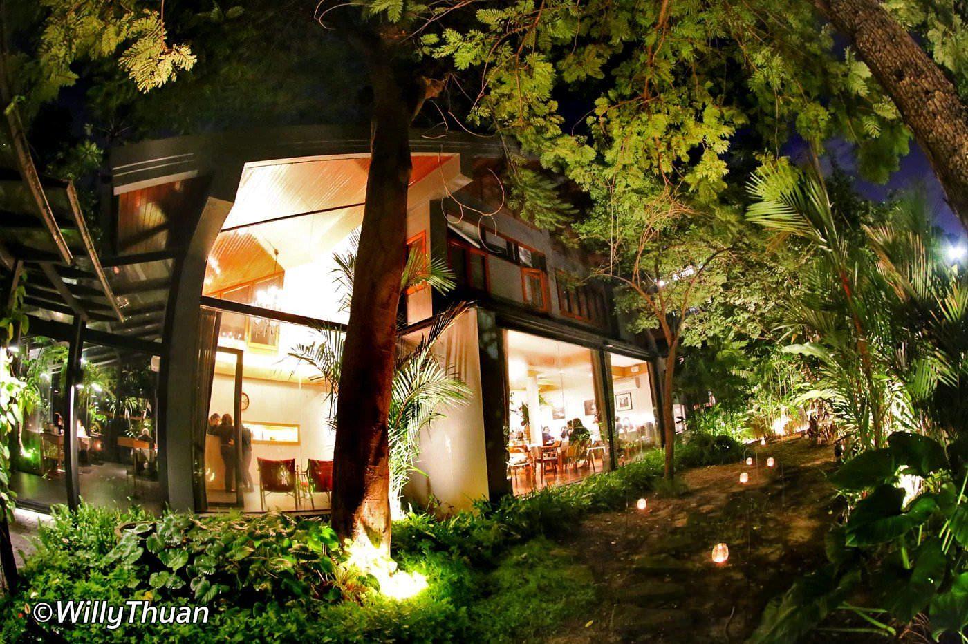 Suhring Restaurant Bangkok