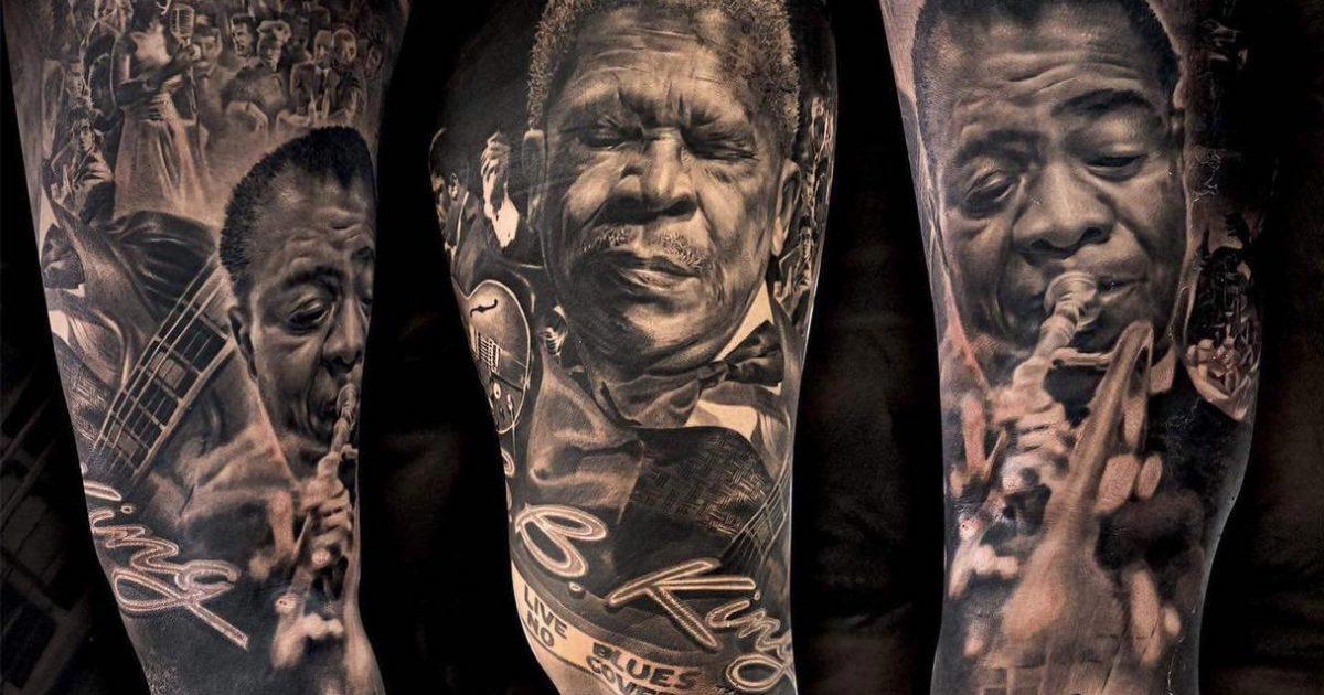 California Ink Tattoo Studio in Phuket