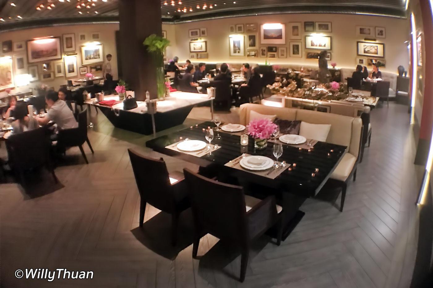 Saneh Jaan Restaurant Bangkok