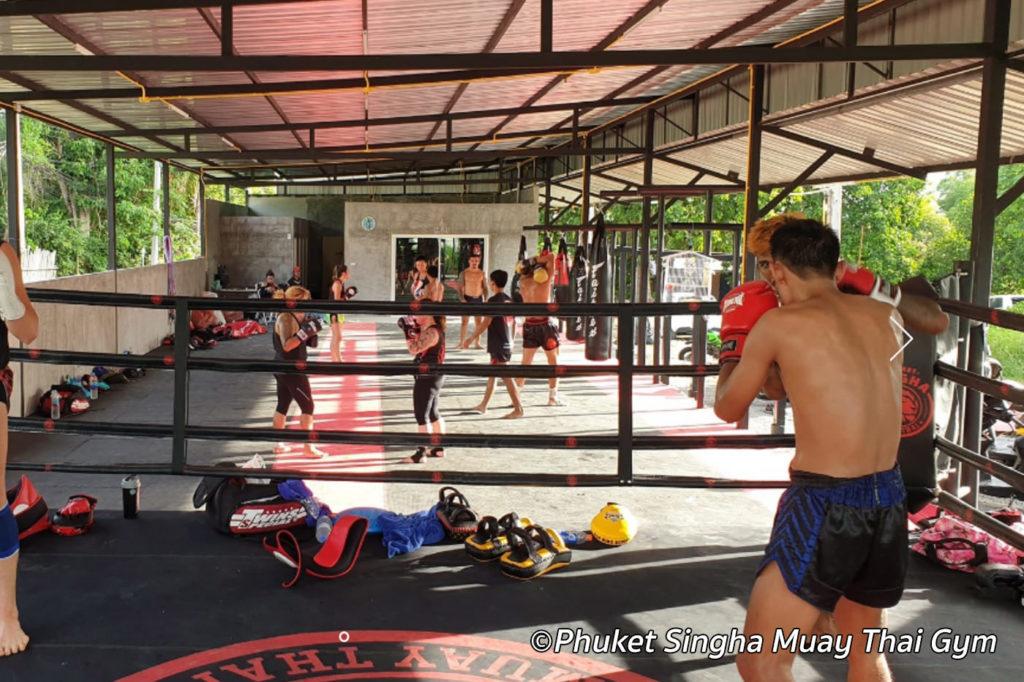 Phuket Singha Muay Thai Gym