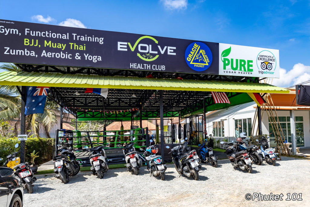 EVOLVE Health Club Phuket