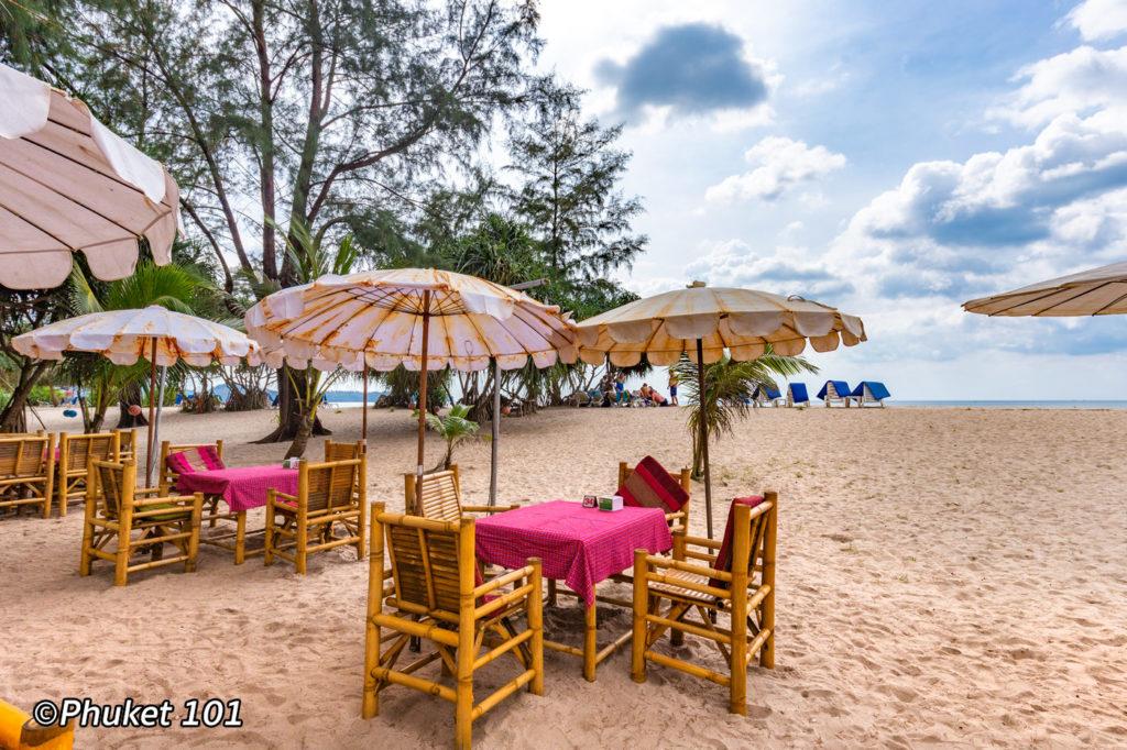 Layan Beach Restaurants