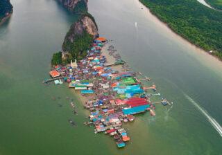 Koh Panyi Village (Koh Panyee)