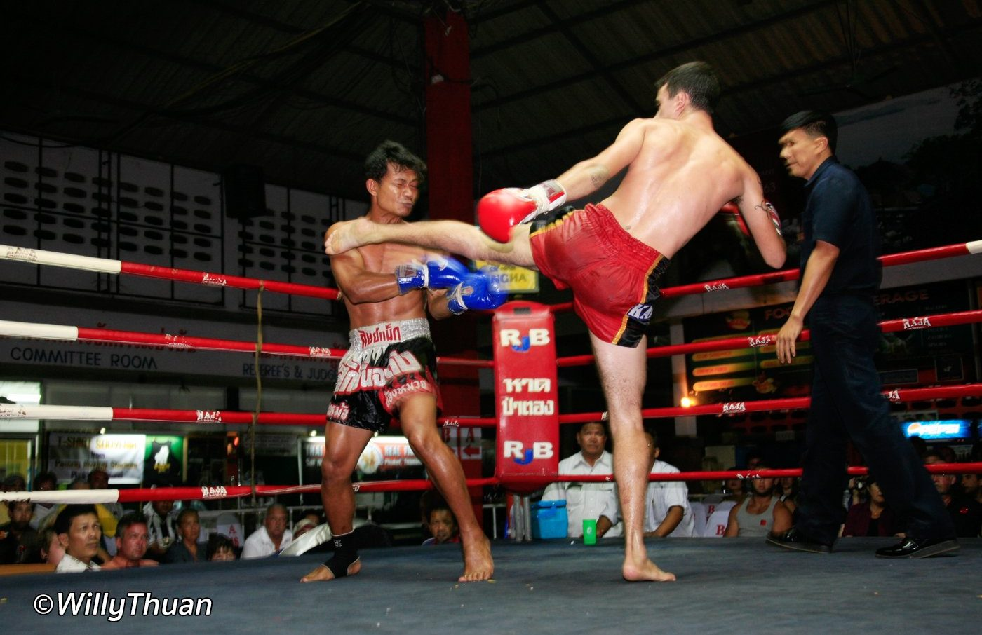 Muay Thai in Phuket