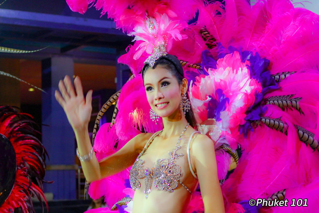 Aphrodite Cabaret Show in Phuket Town