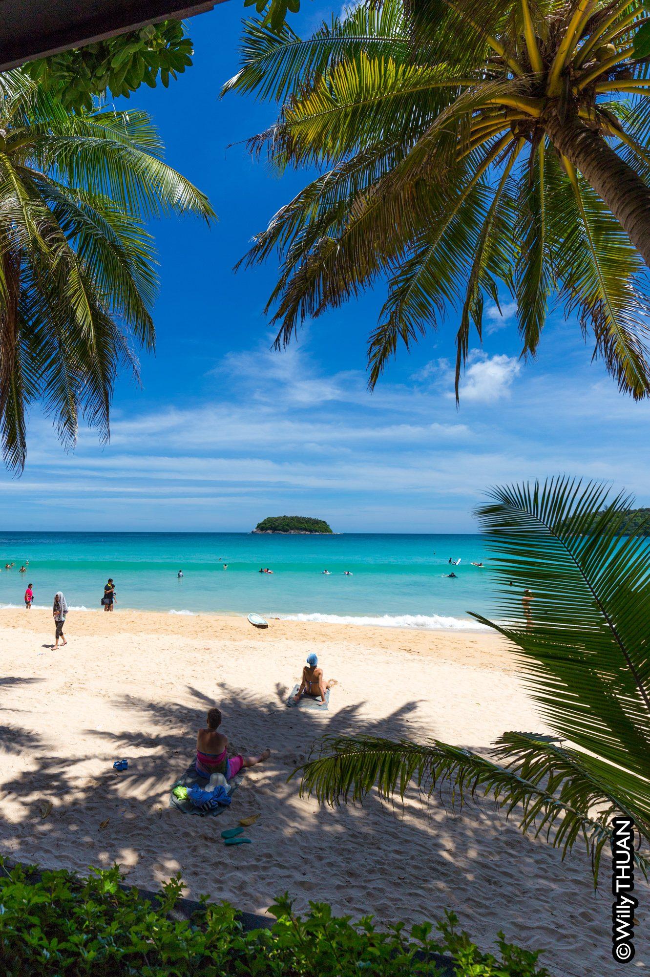 Kata Beach on Phuket West Coast