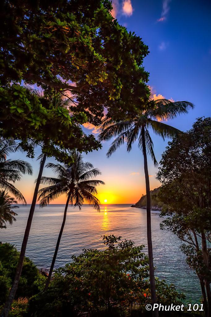 Les meilleurs bars pour voir le coucher du soleil à Phuket