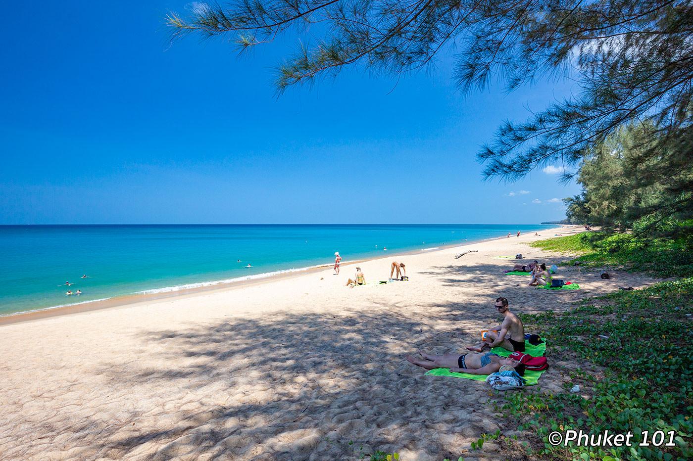 Maikhao Beach in Phuket