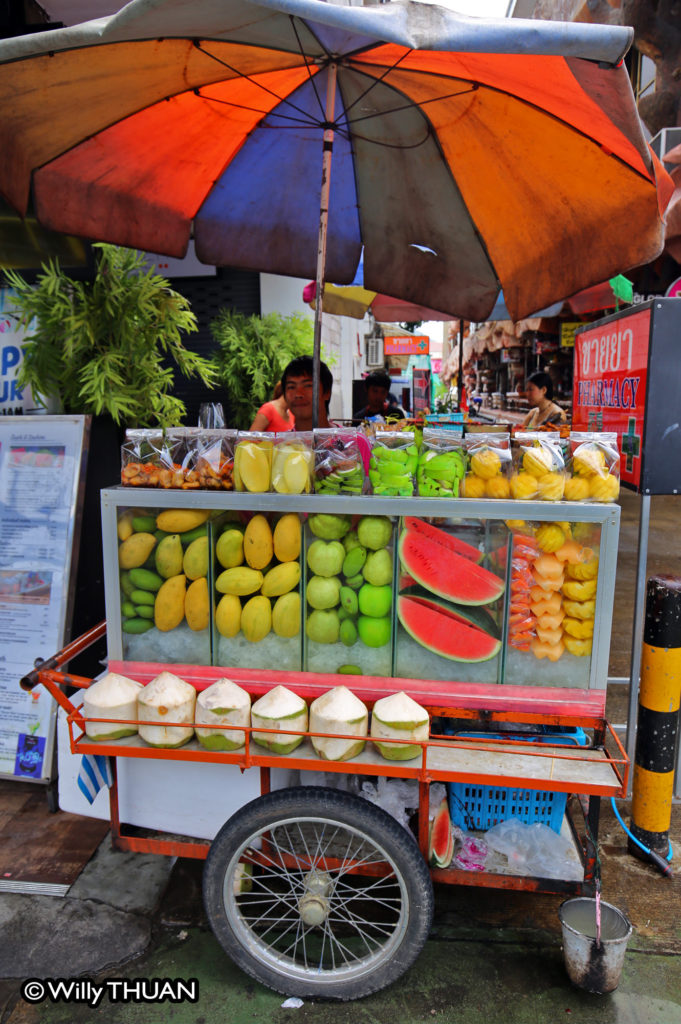 Thai Fruits in Phuket