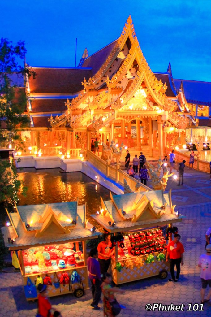 Phuket FantaSea Show in Kamala