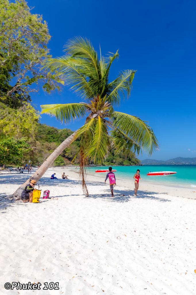 Coral Island near Phuket