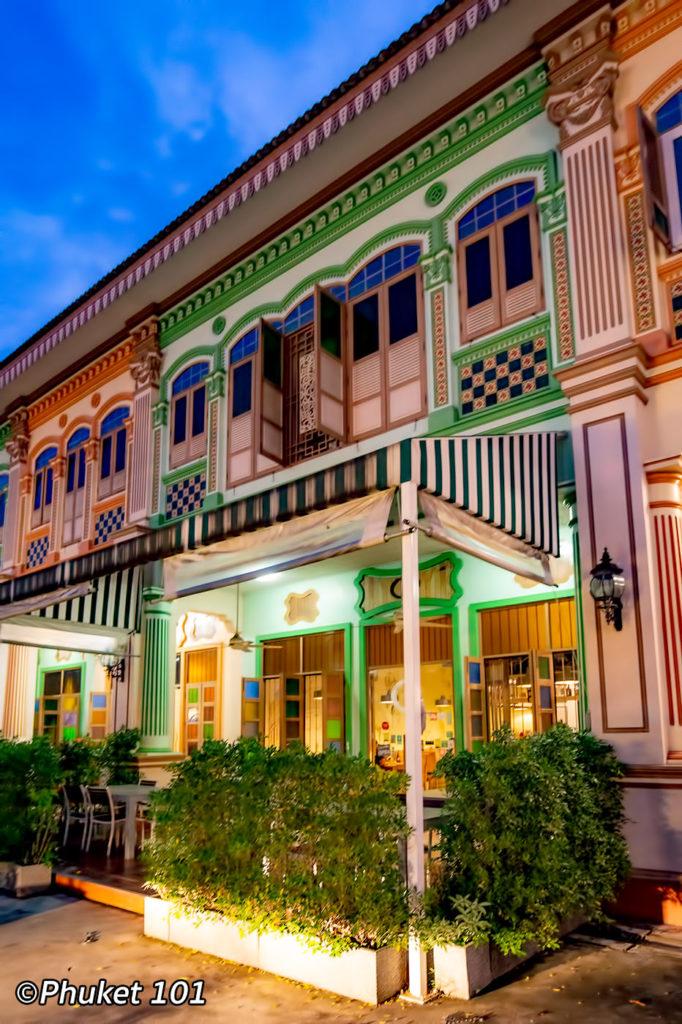 Crust Italian Restaurant in Phuket Town