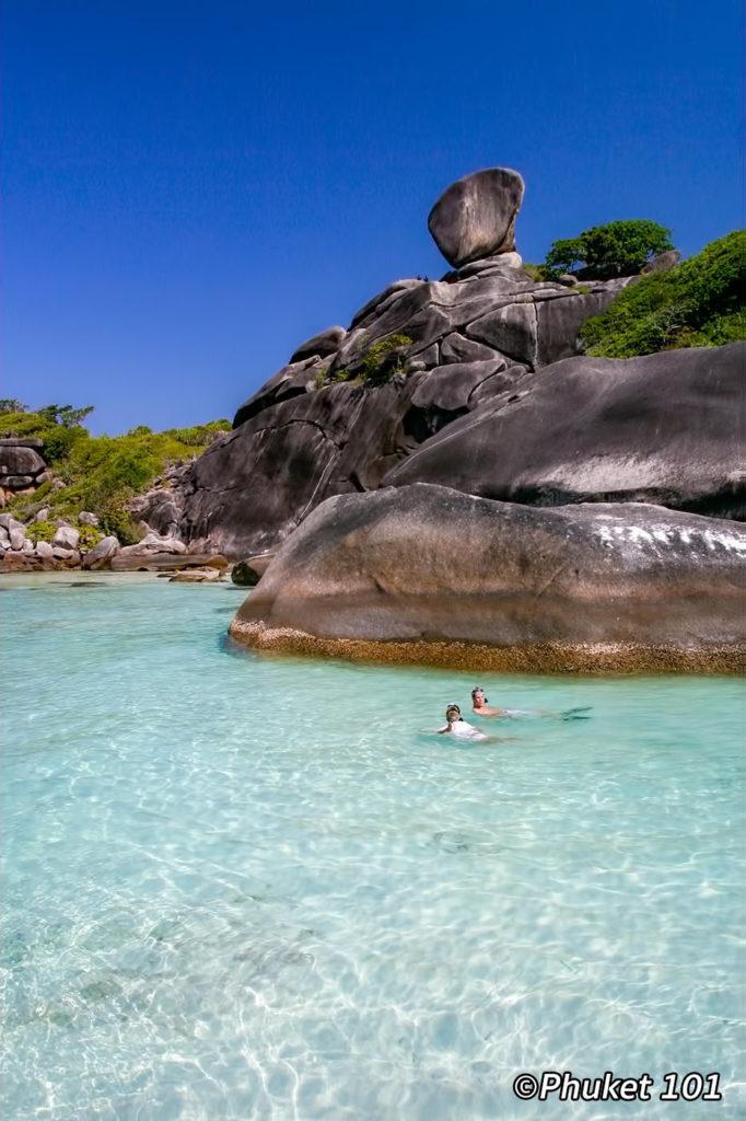 Snorkeling in Phuket and around