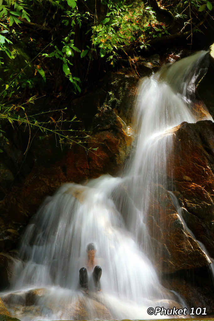 Waterfalls in Phuket