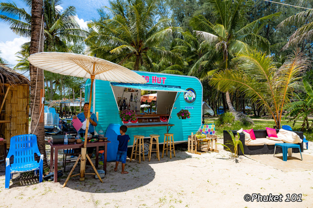 Hugo Hut Layan Beach