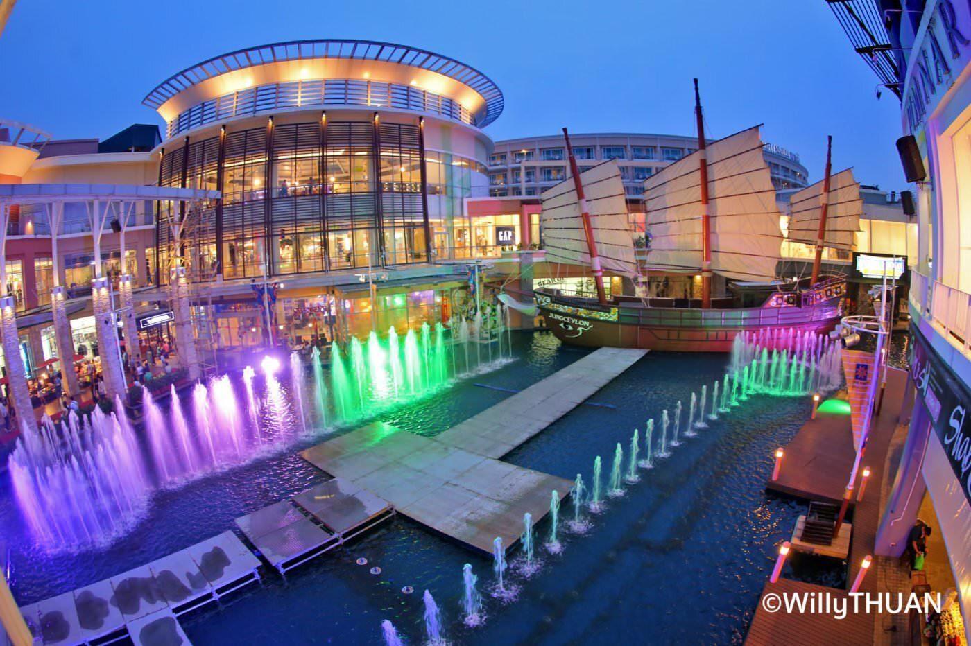 Phuket Shopping Malls
