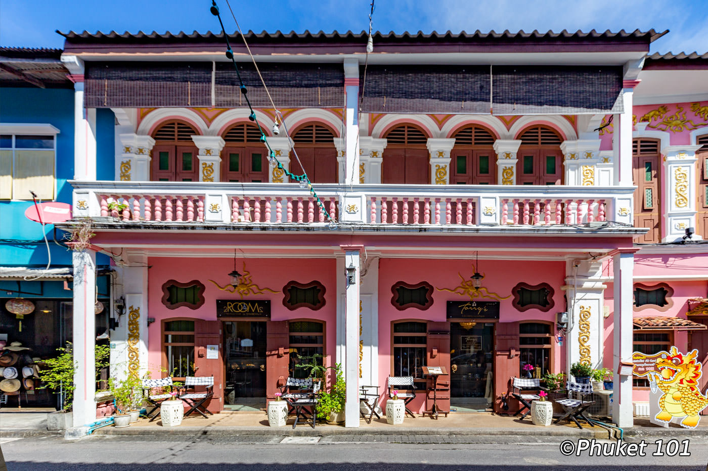 Torry's Ice Cream Shop in Phuket Town