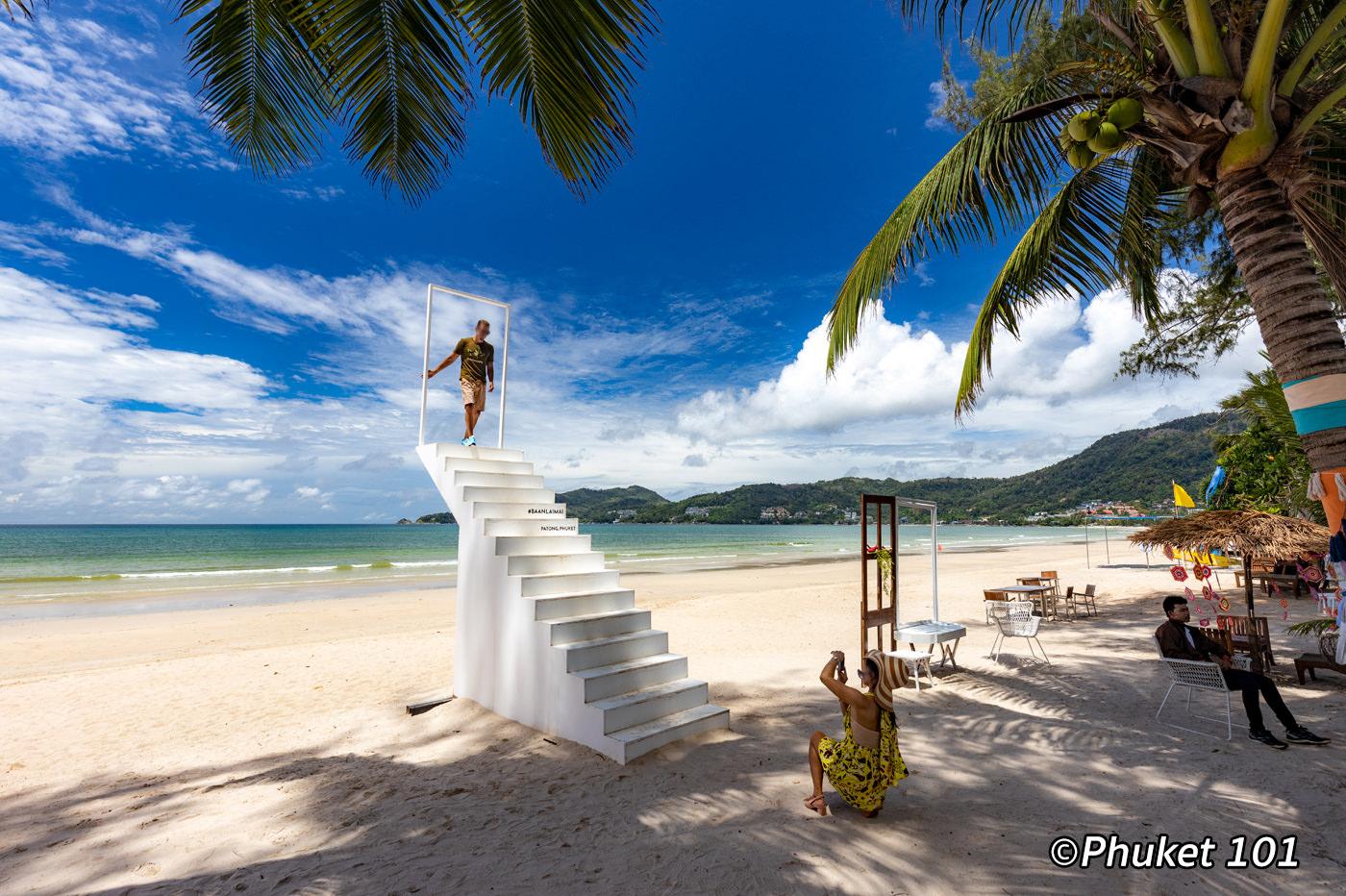 Selfie spot in Phuket