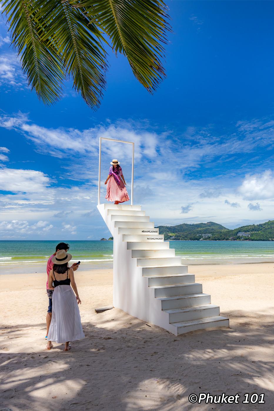 Baan Lamai Patong selfie spot
