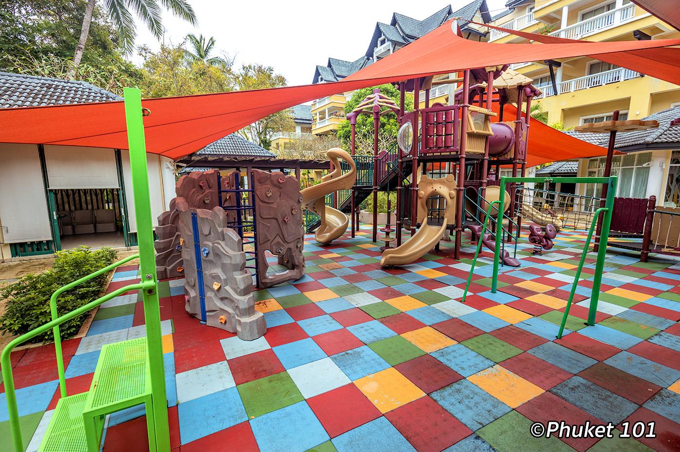 Angsana Laguna Phuket Kid's Club