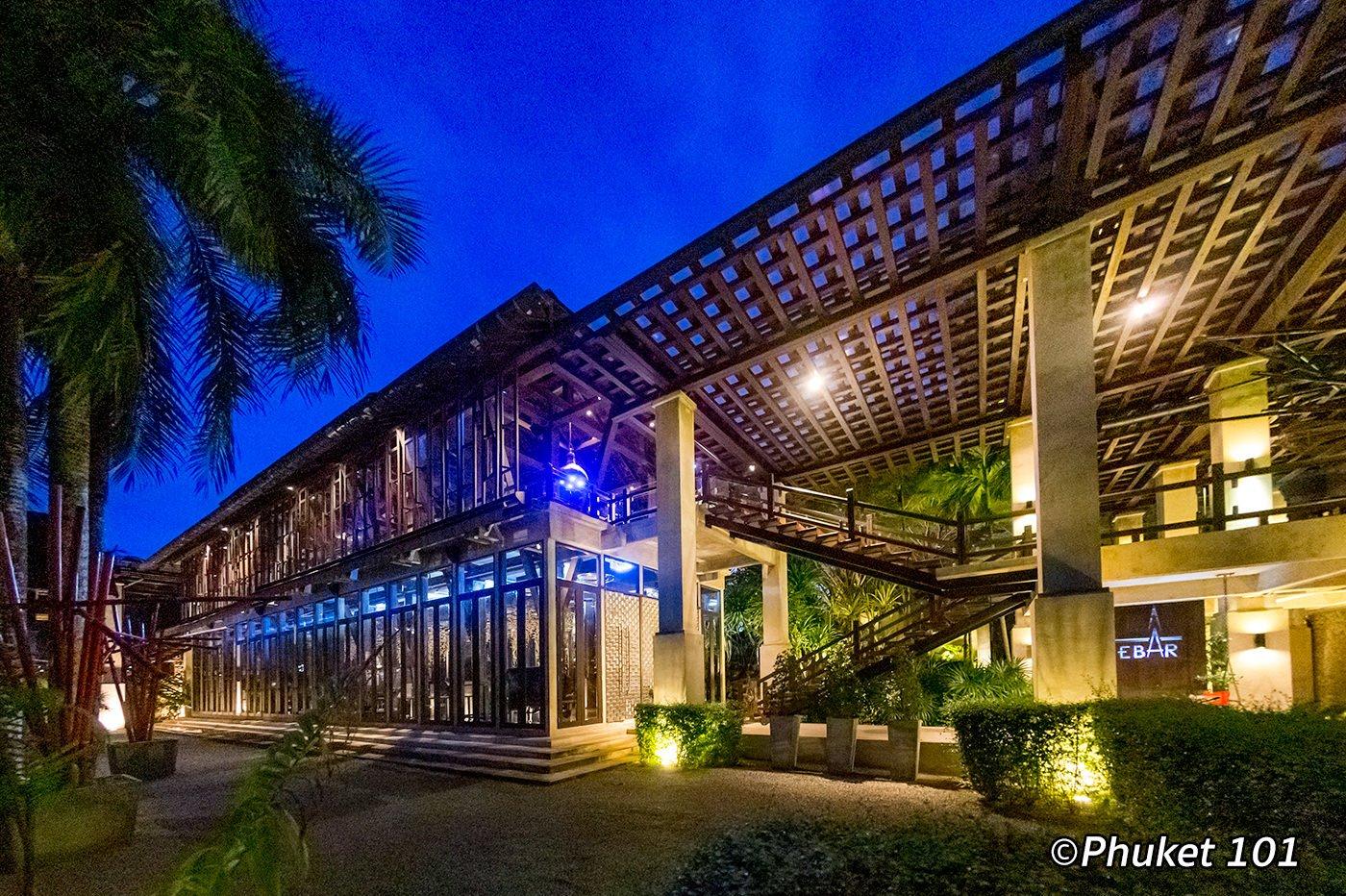 The Slate resort Phuket