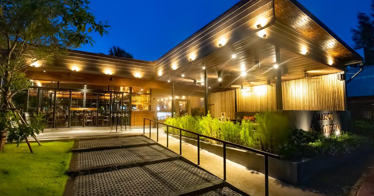 Maison Napoleon Phuket Restaurant and Bakery