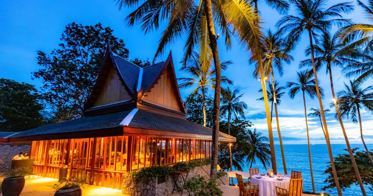 Arva Italian Restaurant at Amanpuri Phuket