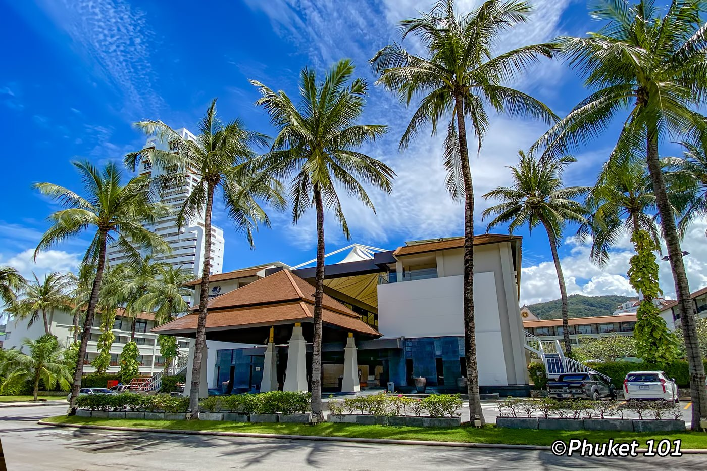 DoubleTree by Hilton Phuket Banthai Resort in Patong Beach