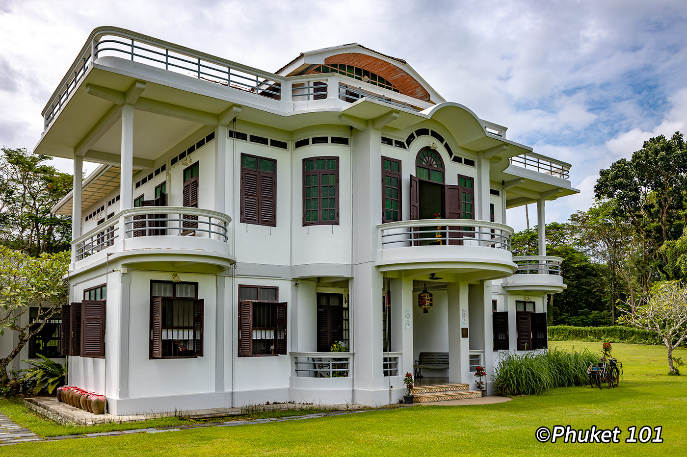 Baan Ar Jor Museum Homestay near Mai Khao Beach