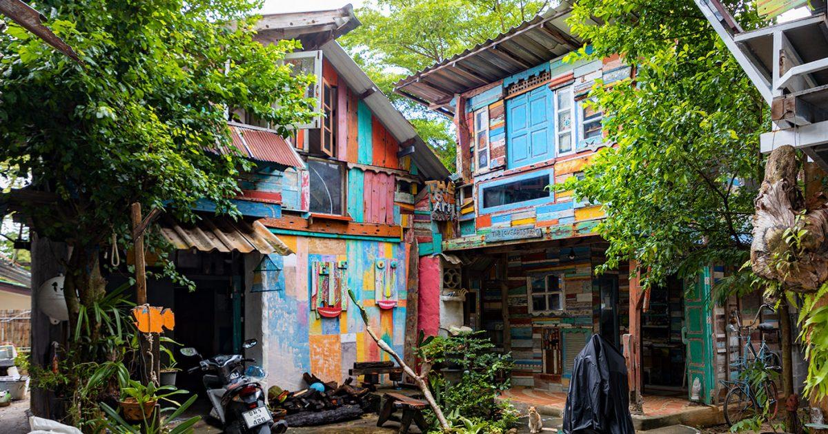 Phuket Art Village in Rawai