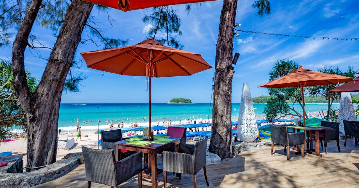 Phuket Beach Restaurants