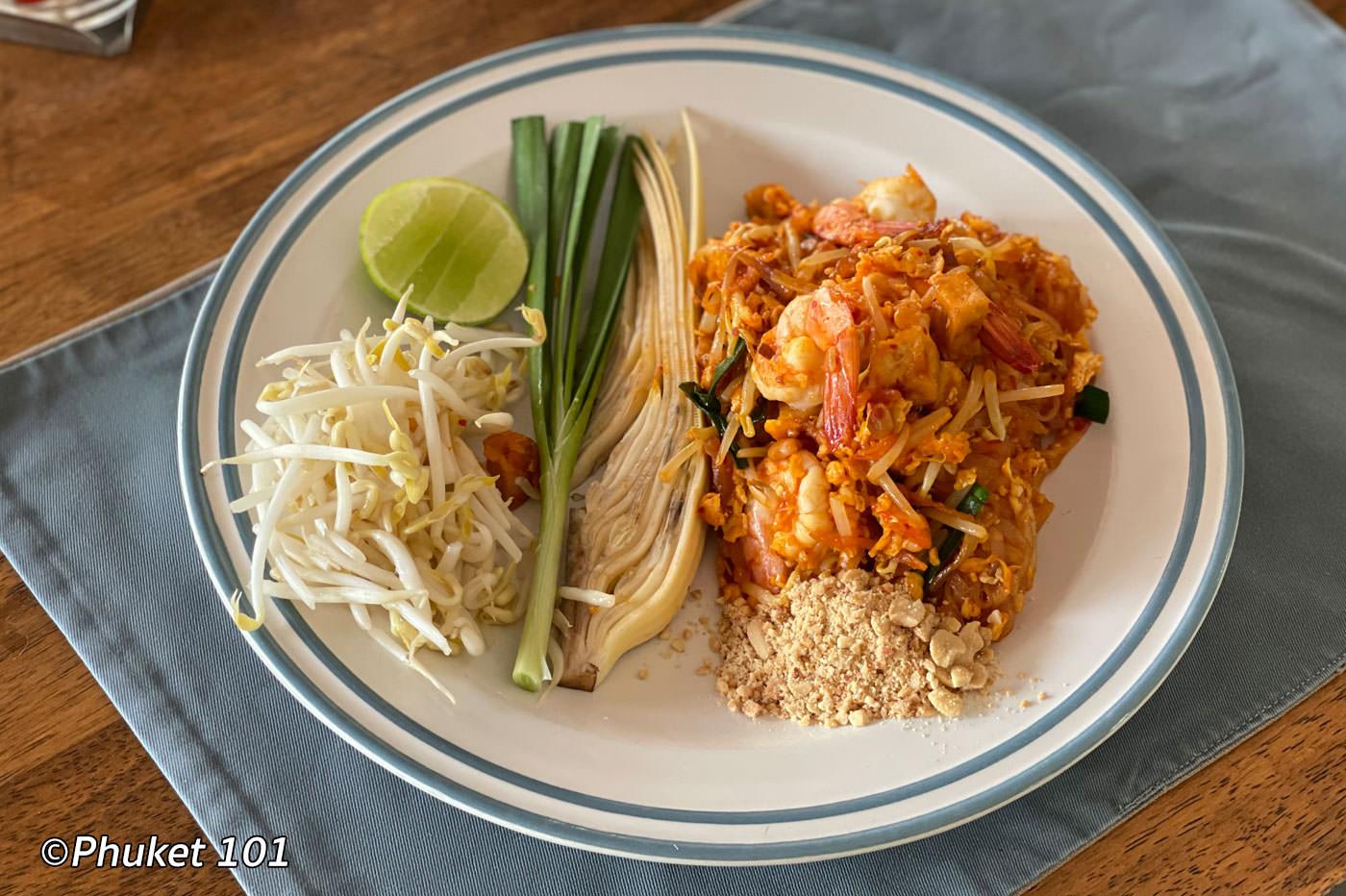 Phad Thai in Phuket