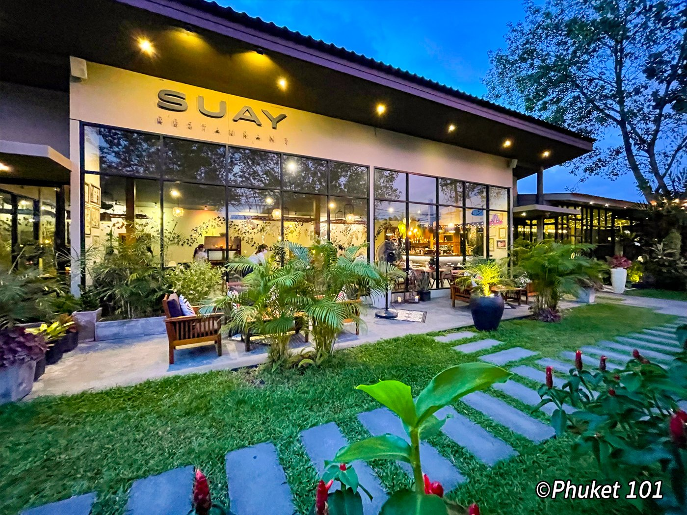 Suay Restaurant Cherngtalay in Phuket