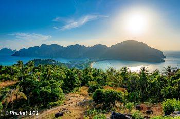 Phi Phi Islands near Phuket