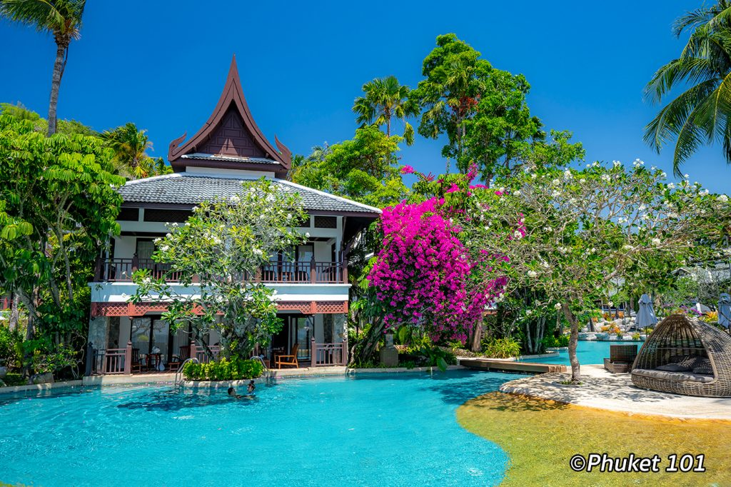 The weather in Phuket in May